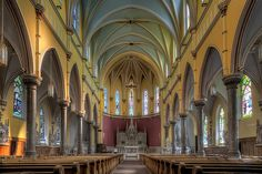 St Lawrence Church, Price Hill Ohio