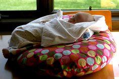 Cojines de Lactancia para Mamás y Bebés Más Cómodos y Felices