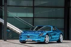 mercedes-benz-sls-amg-e-cell-supercar-3, sick paint job! www.shopsar.com