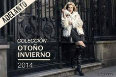 Adelanto coleccion otoño invierno 2014 – Argentina