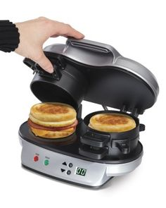 Dual Sandwich Maker