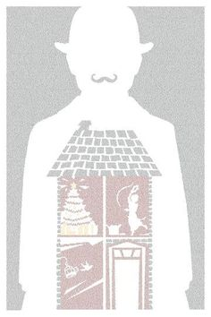 A Doll's House by Henrik Ibsen $29 poster. Ordering next payday! The image is made out of the script...look closely! Amazing.