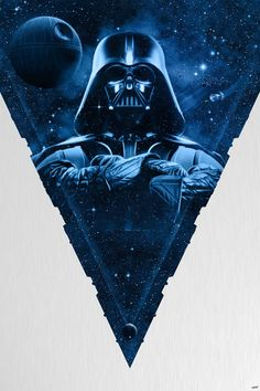 Darth Vader - A Fantastic Looking Star Wars Art Exhibit Is Set to Open in France