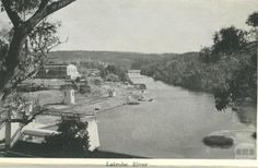 Latrobe River, Yallourn