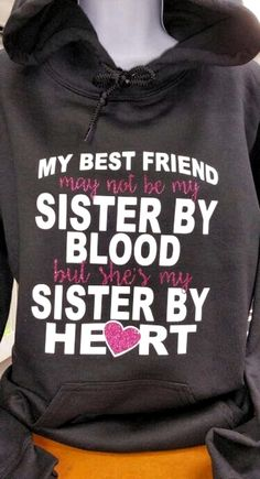 53 Ideas Birthday Gifts For Best Friend Awesome Bff Bff Shirts, Cute Shirts, Funny Shirts, Bff Quotes, Best Friend Quotes, Best Friend Stuff, Sister Qoutes, Funny Outfits, Cute Outfits