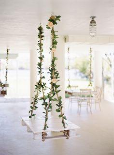 Photography: Ozzy Garcia – www.stylemepretty… Read More on SMP: www.stylemep… Photography: Ozzy Garcia – www.stylemepretty… Read More on SMP: www. Seaside Wedding, Romantic Weddings, Rustic Wedding, Our Wedding, Dream Wedding, Wedding Ideas, Country Weddings, Wedding Inspiration, Wedding Swing