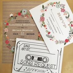 Look what came!!  #vistaprint #weddinginvitations #october22 | Shared from…