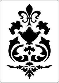 stencil vintage patterns - Pesquisa Google