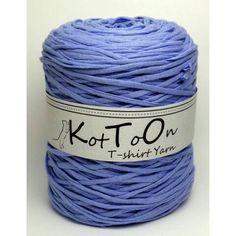 KotToOn T-shirt Yarn www.knitpl.com