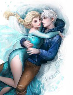 Elsa und Jack