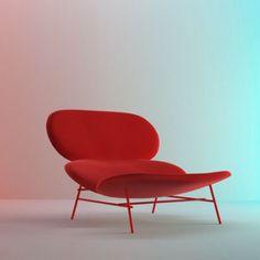 Kelly  L Lounge Chair