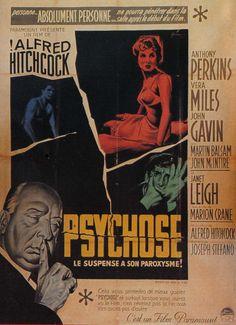 HITCHCOCK - Psychose
