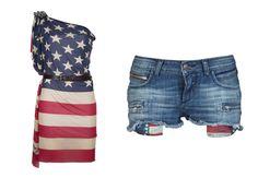 American Flag Fashion❤️