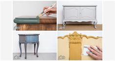 Ez a cikk abban segít, hogy magabiztosan foghass hozzá a bútorfestéshez, majd sikerrel vihesd azt végig. – Kattints, és olvasd végig a tippeket! Nightstand, Table, Furniture, Home Decor, Homemade Home Decor, Bedside Desk, Mesas, Home Furnishings, Desk