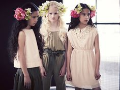 Pale Cloud – Spring Summer 2015 Girl's Fashion Collection
