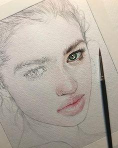 ・ #watercolor #水彩 #art #artwork #myart #aquarela #draw #drawing #drawings #instadraw…