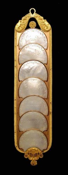 The Bowes Museum: Letter Rack 1805 Antique Shops, Antique Items, Vintage Antiques, Baroque, Celtic, Letter Rack, Objet D'art, Antique Furniture, Art Decor