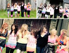 """Thinking of doing something different for your teenager's birthday party? A photo shoot is a really fun way to celebrate! On her 16th birthday, my daughter Polly, asked me to do a """"photo party"""" with her best friends - it turned out to be a really fun experience, and I learnt a huge amount at the same time..."""