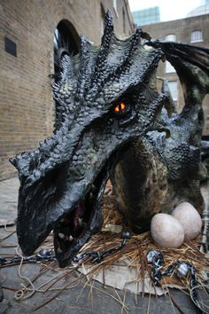One of the best moving animatronic dragons we booked for a Medieval Gala Event. Corporate Events, Dragons, Monsters, Medieval, Entertainment, Corporate Events Decor, Mid Century, Middle Ages, Kites