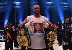 Tyson Fury beats Floyd Mayweather Jr to win Ring Magazine.: Tyson Fury beats Floyd Mayweather Jr to win Ring Magazine Fighter… Heavyweight Boxing, Quick News, Boxing History, Tyson Fury, Martial Arts Workout, Boxing Champions, Team Gb, Boxing News, Gb Boxing