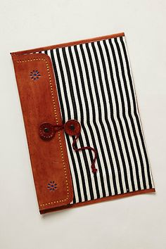 Gualala iPad Envelope #anthropologie #anthrofave