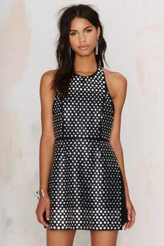 Nasty Gal Living After Midnight Studded Dress | Shop Clothes at Nasty Gal!