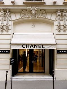 Chanel House Paris
