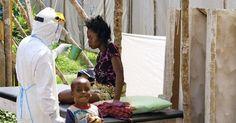 Ebola : la piste d'un médicament japonais