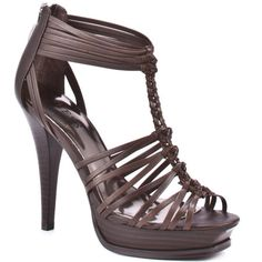 Guess Shoes : Toggle - Dark Brown Leather