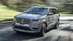 Giant suvs are back in #vogue