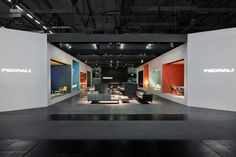 Ironic #office: Pedrali at Orgatec 2016