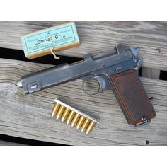1,053 отметок «Нравится», 16 комментариев — Just The Average Gun Lover (@american.gunman) в Instagram: «The Steyr M1912, it's sort of like the 1911's 9mm brother! The 1912 was designed in Austria-Hungary…»