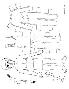 Game Idea: Dress up Bruce Lee by drawing an outfit for him. The one whose outfit fits the paperdoll best wins!