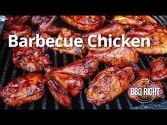 Barbecue Chicken | HowToBBQRight Best Bbq Chicken, Smoked Chicken, Grilled Chicken, Bbq Supplies, Flat Top Grill, Chicken Plating, Barbecue Recipes, Smoker Recipes, Baked Chicken Recipes