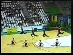 Baton Twirling Team Japan 1998