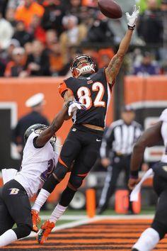 Marvin Jones, Cincinnati Bengals