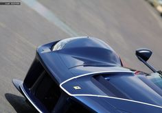 La Ferrari Aperta
