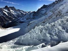 Eismeer, Jungfraujoch, Grindelwald, Schweiz