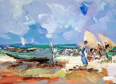 Carlos Giner - Spanish impressionist Impressionist Artists, Art Pictures, Landscape Paintings, Art Drawings, Spanish, Graphics, Gallery, Impressionism, Art Images