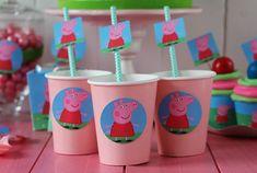 Cumpleaños de Peppa Pig, ¡kit de fiesta gratis! Imprimibles gratis para una fiesta temática de Peppa Pig. Organizar un cumpleaños temático de Peppa Pig es muy fácil con estos imprimibles gratuitos.