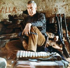 Lee Marvin in 'The Professionals' (1966)
