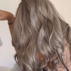 Loreal Ash Blonde hair color. Lovely.