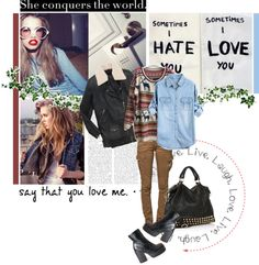 """Senza titolo #148"" by debby8 ❤ liked on Polyvore"