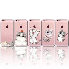 Sweet Cat Cell Phone Cover For iPhone 4 5 6 7 S SE Plus //Price: $11.97 & Worldwide Shipping//    Check it out --- > https://phonecaseshut.com/cat-phone-cover-iphone-4-5-6-7-s-se-plus/    #cellphonecases #phonecover