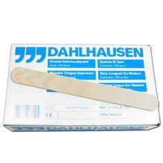 Holzmundspatel Spatel Holzspatel 100-Stück-Packung in Business & Industrie, Medizin & Labor, Ärztebedarf | eBay
