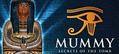 Mummy: Secrets of the Tomb - Ancient Egypt comes to Singapore, in the form of relics from the British Museum's famed Egyptian collection. Time traveling ke jaman Mesir kuno yang misterius sekaligus eksotis.. #SGTravelBuddy