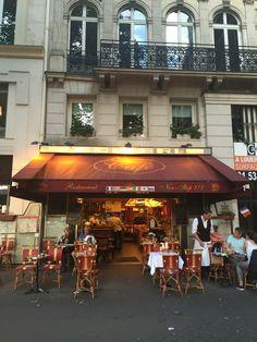 LE GRANDE CAFE DES CAPUCINES This Paris restaurant played host to ...