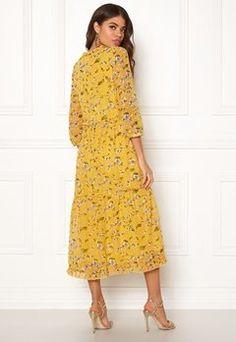 Bubbleroom - Sko & Klær på nett Short Sleeve Dresses, Dresses With Sleeves, Long Sleeve, Vintage, Fashion, Tricot, Model, Moda, Full Sleeves