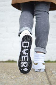 Eli in the Walk-in Christian Dior, Choker, Zara, Topshop, Punk, Adidas Samba, Sexy, Adidas Sneakers, Walking
