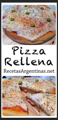 Stromboli Recipe, Calzone, Empanadas, Focaccia Pizza, Home Chef, Queso Mozzarella, Salmon Burgers, Street Food, Food Porn